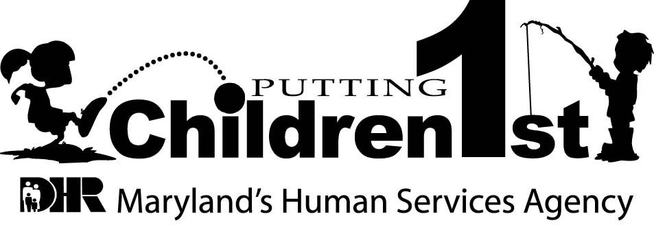 Children first logo-dhr